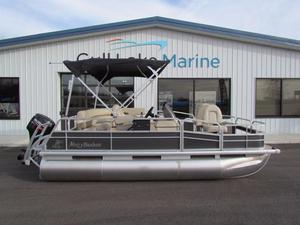 New Misty Harbor Boats Explorer 1680 FC Pontoon Boat For Sale