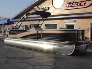 New Harris Grand Mariner Series SL 250 Pontoon Boat For Sale