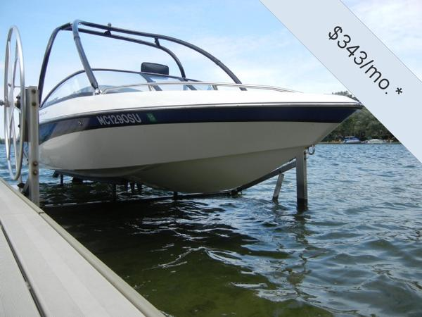 Used Malibu 21 Response Lxi Ski and Wakeboard Boat For Sale