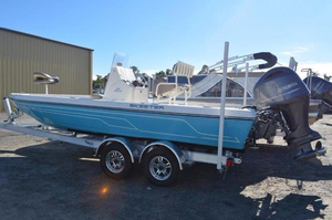 New Skeeter SX 210 Saltwater Fishing Boat For Sale
