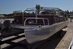 Used Plycraft P28 Pontoon Boat For Sale
