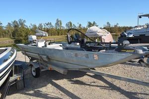 Used Eldo Craft ELDOCR Jon Boat For Sale