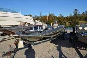 Used Astroglass 151 Bass Boat For Sale
