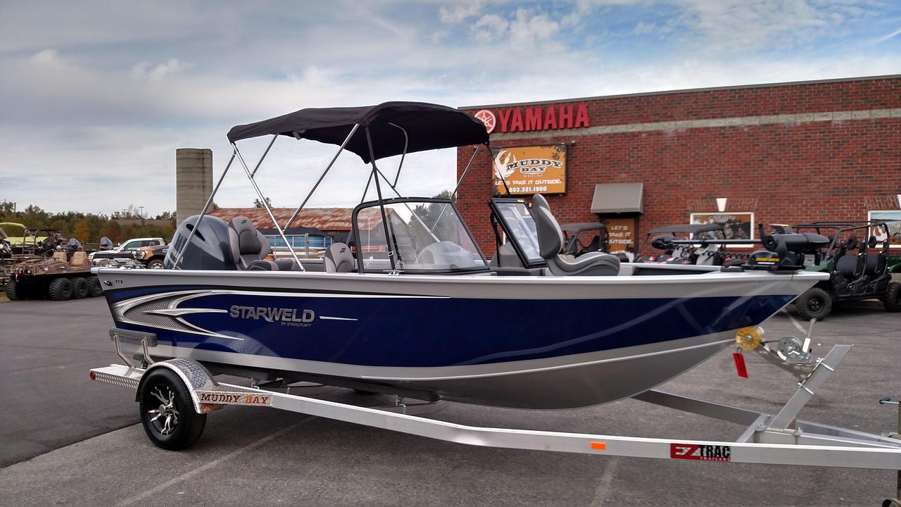 2017 new starweld 1900 sport aluminum fishing boat for for Sport fishing boats for sale