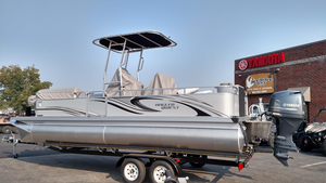 New Qwest Pro Fish 822 Pontoon Boat For Sale