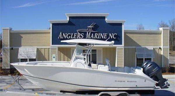 New Cape Horn 27 XS Center Console Fishing Boat For Sale