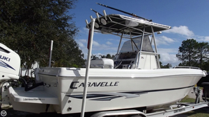 Used Caravelle Sea Hawk 230 Center Console Fishing Boat For Sale