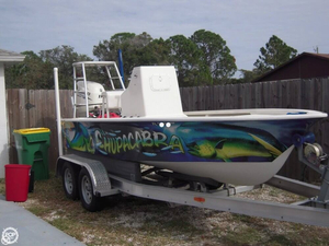 Used Custom 17 Bay Boat For Sale