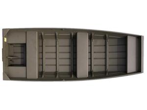 New Crestliner 1236 CR Jon Boat For Sale
