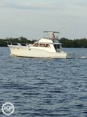 Used Hatteras 45 Sports Fishing Boat For Sale