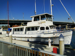Used Us Navy 57 Trawler Boat For Sale