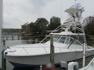 Used Luhrs 400 Express Sports Fishing Boat For Sale