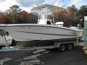 Used Hydra-Sports 2250 Center Console Fishing Boat For Sale