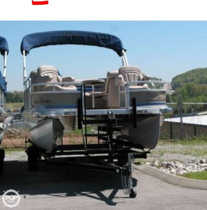 Used Premier Pontoons Sun Spree Pontoon Boat For Sale