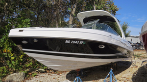 Used Rinker 276 Captiva Bowrider Runabout Boat For Sale