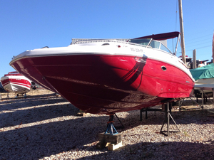 Used Hurricane 26002600 Deck Boat For Sale