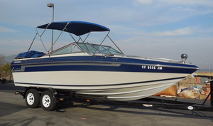 Used Celebrity 225V Bowrider Boat For Sale