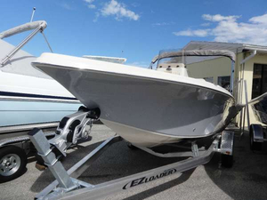 New Sea Skiff 19 Center Console Fishing Boat For Sale