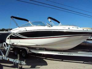New Hurricane Boats SD 2400 OB Deck Boat For Sale