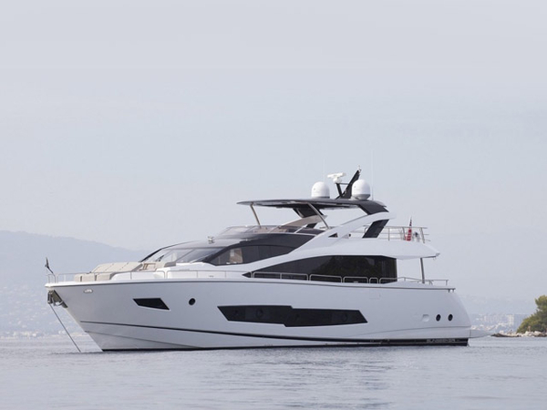 Used Sunseeker 86 Yacht Motor Yacht For Sale