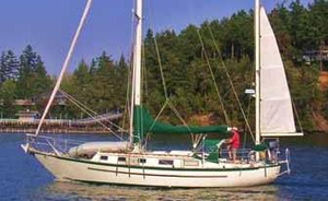 Used Crealock 37 Yawl Sailboat For Sale