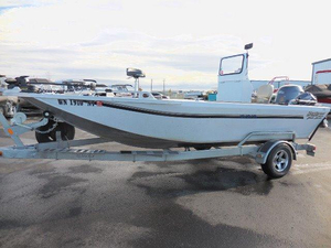 Used Nw Jet 18.5 Guide Series Aluminum Fishing Boat For Sale