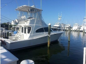 Used Luhrs 40 Convertible Sports Fishing Boat For Sale
