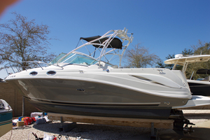 Used Sea Ray 270 Amberjack Saltwater Fishing Boat For Sale