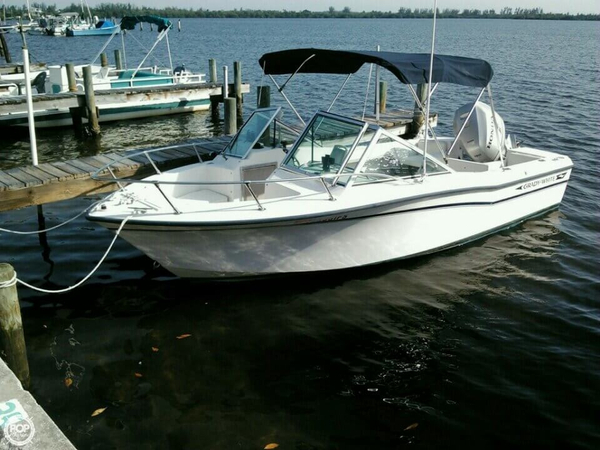 Used Grady-White 190 Tournament Bowrider Boat For Sale