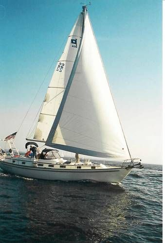 Used Pearson 422 Center Cockpit Center Cockpit Sailboat For Sale