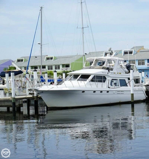 Used Navigator 53 Classic Trawler Boat For Sale