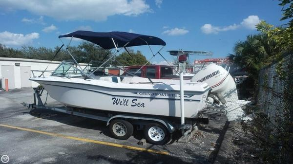Used Grady-White Tournament Freedom 190 Runabout Boat For Sale