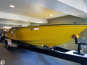 Used Excalibur 27 Speedster High Performance Boat For Sale
