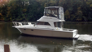 Used Trojan 10.8M Sports Fishing Boat For Sale