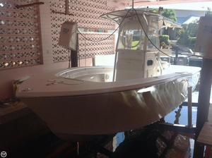 Used Palmetto 23 Custom Center Console Fishing Boat For Sale