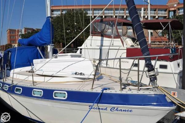 Used Morgan 41 Classic Sloop Sailboat For Sale