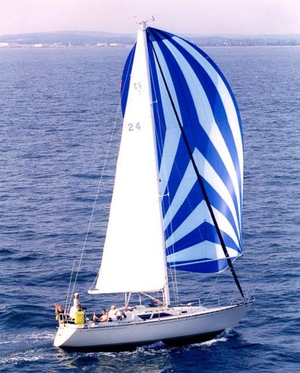 Used Cc 35 Racer and Cruiser Sailboat For Sale