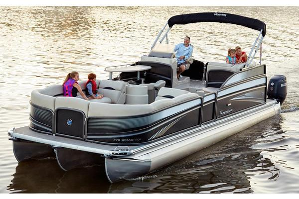 New Premier 260 Grand View260 Grand View Pontoon Boat For Sale