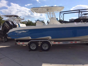 New Glasstream 280 ZX Center Console Fishing Boat For Sale