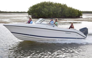 New Pursuit DC 235 Dual Console Cruiser Boat For Sale