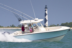 New Pursuit C 280 Center Console Saltwater Fishing Boat For Sale