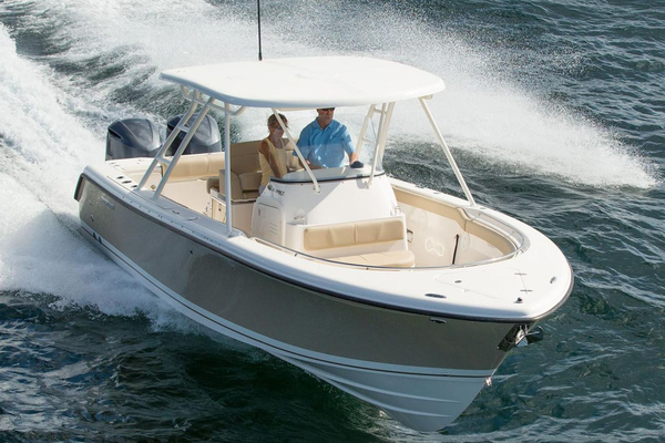 New Pursuit S 280 Sport Saltwater Fishing Boat For Sale