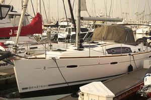 Used Beneteau America 40 Sloop Sailboat For Sale