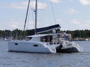 Used Fountaine Pajot Orana 44 Catamaran Sailboat For Sale