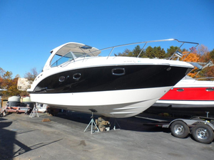Used Chaparral 330 Signature Axius Aft Cabin Boat For Sale