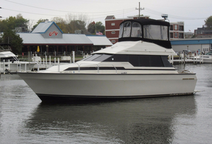 Used Mainship 35 Convertible Fishing Boat For Sale