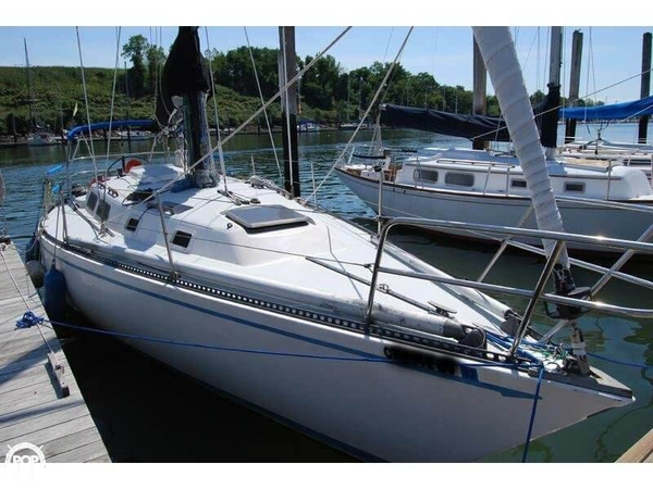 Used Peterson 34 Racer and Cruiser Sailboat For Sale