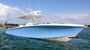 New Bahama 41 Center Console Fishing Boat For Sale