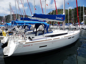 Used Jeanneau Sun Odyssey 409 Racer and Cruiser Sailboat For Sale