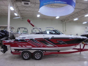 New Monterey M 45 OB Bowrider Boat For Sale